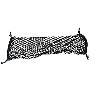 leorx 90* 30cm Auto Cargo Net Trunk Halter Aufbewahrung Net (schwarz)