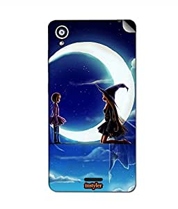 djimpex MOBILE STICKER FOR GIONEE PIONEER P6