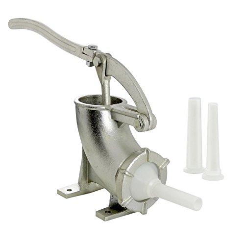Louis Tellier N4047C Fleisch-Füllgerät, manuelle Handhabung, horizontal (Gusseisen Trichter)