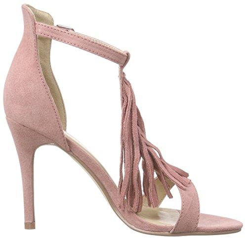 Vero Moda Vmelisabeth Sandal, Salomés femme Rose - Pink (Rose Dust)