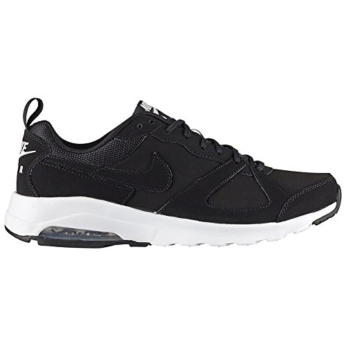 Nike NIKE AIR MAX MUSE LTR, Sneaker uomo Nero nero 40.5 Nero/Bianco
