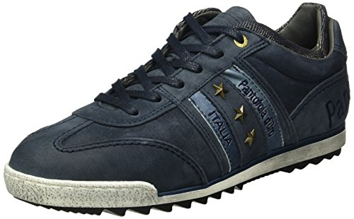 Pantofola D'OroImola Jeans Uomo Low - Scarpe da Ginnastica Basse Uomo , Blu (Blau (.29Y)), 42