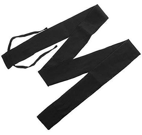 DIVISTAR Cotton Cloth Fishing Rod Protector Sleeve Sock