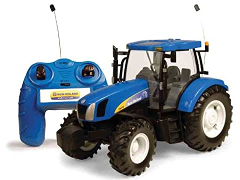 Britains Big Farm 1:16 New Holland Toy T6070 Radio Controlled Tractor Collectable Farm Toy