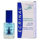 Indurente per unghie ecrinal con lipester, per morbido, Delicato, glanzlose, bruechige e splitternde unghie, 10ML