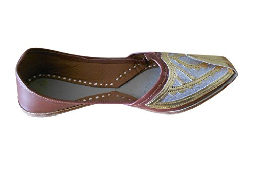 Kalra Creations, Pantofole uomo Brown