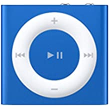 Apple iPod Shuffle - Reproductor MP4 de 2 GB, color azul