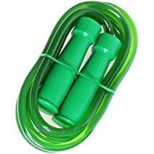TWINS SPECIAL MUAY THAI BOXING JUMP ROPE/SKIPPING ROPE GREEN COLOR by Twins