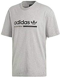 c7492181887f4 adidas Originals - Camiseta Adidas tee - DV1923 - Gris