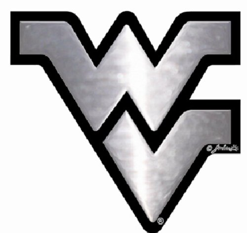 Preisvergleich Produktbild Game Day Outfitters NCAA West Virginia Mountaineers Auto-Emblem