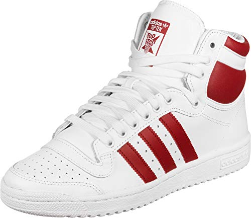 adidas Top Ten Hi Schuhe FTWR White/White