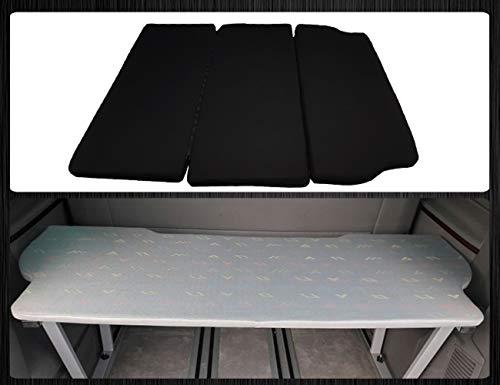 Bremer-Sitzbezüge Coprisedili per VW T5 & T6 Multivan Multiflexboard incl. Materasso prolunga INKAT4