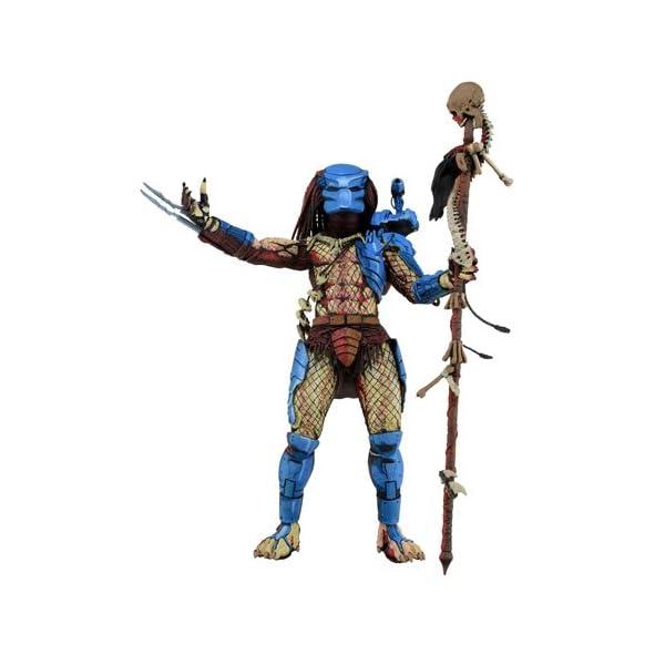 NECA - Figurine Predator - Predators Comic Book Appearance Deluxe 20cm - 0634482515211 1