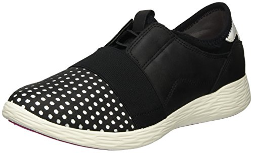 Tamaris 23722, Sneakers Basses Femme Noir (BLACK/WHITE 005)