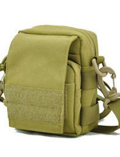 HWB/ 5 L Umhängetasche Multifunktions Armeegrün Nylon Khaki