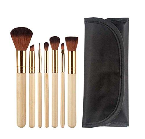 Maquillage / Kit brosse cosmétiques 7PCS poudre crème Brush