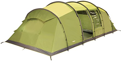 Vango Odyssey 800 Family Tunnel Tent - Epsom Green, 8 Persons