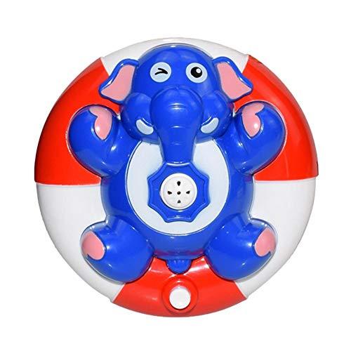 Szseven Baby Spaß Dusche Spielzeug Baby Badespielzeug Wasserpumpe Spray Spielzeug Float Drehen Mit Brunnen Schwimm Badewanne Dusche Badezimmer Brunnen Wasser Badespielzeug (Floating-spray-brunnen)