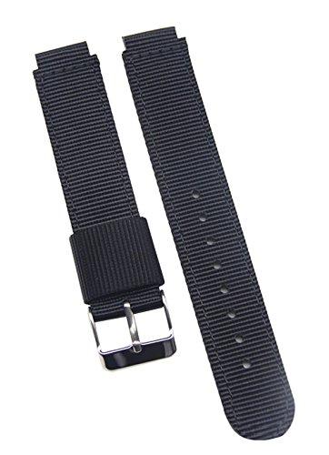 iten Stil der NATO Männer gewidmet Nylon Perlon Uhrenarmbänder Bänder für HUAWEI B2 ()