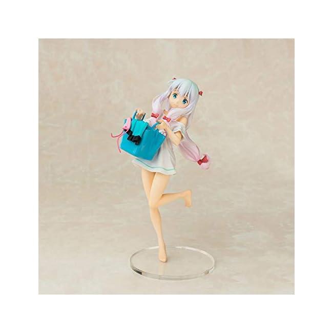 Lupovin Neue Ankunft Eromanga Sensei Anime Action-Figur Modell Sexy 1/7 Skala staffiert Izumi Sagiri