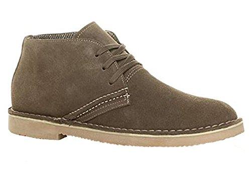 Classic Herren Desert Boots, Grün - Khaki - Größe: 39 EU (Desert Khaki)
