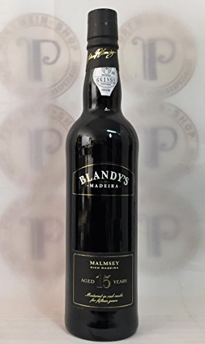 Blandy´s 15 year old Malmsey