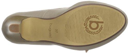 Bugatti - W66796n, Zapatos De Plataforma Femeninos Multicolor (taupe / Rosa)
