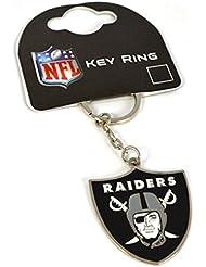 Oakland Raiders NFL métal / émail Porte (bb)