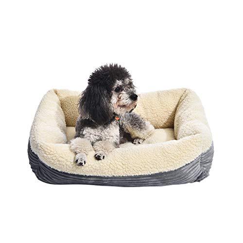AmazonBasics - Cama cálida para mascotas