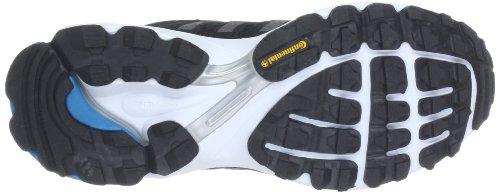 adidas Supernova Glide 5w All-Terrain GTX Q34100 Damen Traillaufschuhe Schwarz (Black 1 / Metallic Silver / Vivid Teal S13)