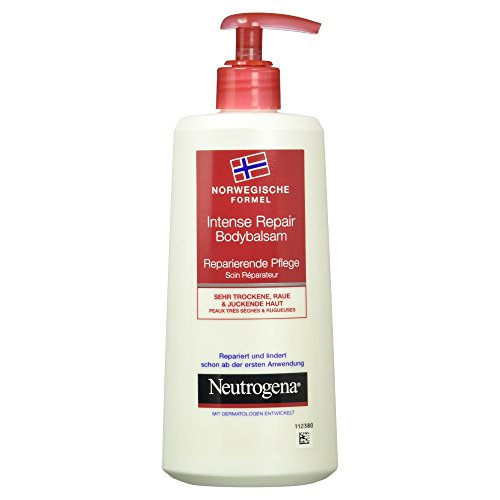 Neutrogena Norwegische Formel Intense Repair Bodybalsam, 250 ml