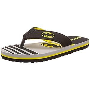 Batman Boy's Flip-Flops and House Slippers