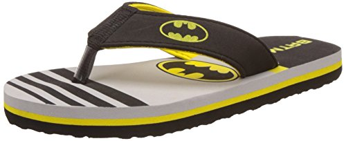 Batman Boy's Flip-Flops and House Slippers