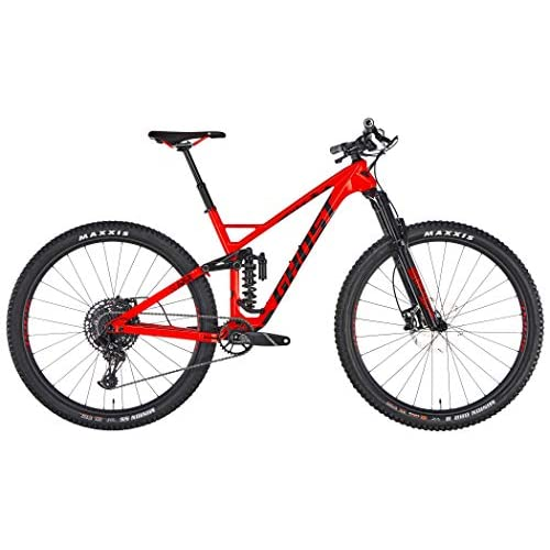"41oQMbUEt9L. SS500  - Ghost SL AMR 6.9 LC 29"" MTB Full Suspension red 2019 Full suspension enduro bike"