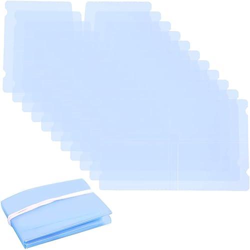 Porta Mascherina, 30 pezzi Maschera Clip di Archiviazione scatola di immagazzinaggio della maschera Pieghevole E Facile Da Trasportare Maschera Storage Box (rosa,blu)