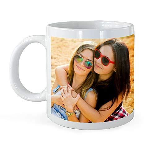 Selfiemania-Mug personnalisé avec votre image, Photo- Personnalisez en ligne et visualisez le résultat -Cadeau d' Anniversaire