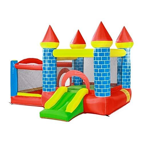 Toboggans Jeux et Jouets Installations pour Enfants Châteaux Gonflables Trampolines De Jardin d'enfants Châteaux Vilains pour Enfants en Plein Air Équipement