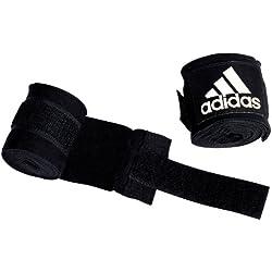 adidas Vendaje Boxing Crepe, negro, 5 x 2,55 cm, ADIBP03-BK-25
