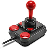 Speedlink Competition PRO Extra USB Joystick - Anniversary, Nero-Rosso