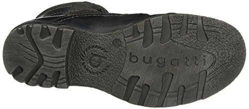 Bugatti Herren 321347301214 Klassische Stiefel Schwarz (Black/ Dark Grey)
