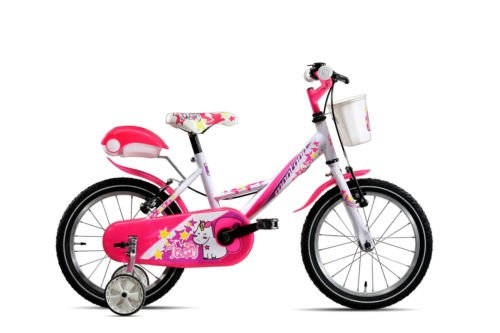 Fahrrad Bike Mädchen Fluffly Montana Art.H516Mädchen Hi-Ten