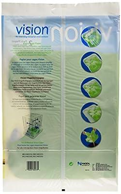 Vision Cage Paper for Vision Cages 83250/ 83255, Medium from R C Hagen (UK) Ltd