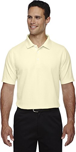 Devon & Jones DG150 Herren drytec20 Performance Polo TRANSPARENT YELL