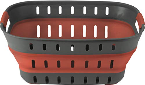 Preisvergleich Produktbild Outwell Faltbarer Wäschekorb terracotta