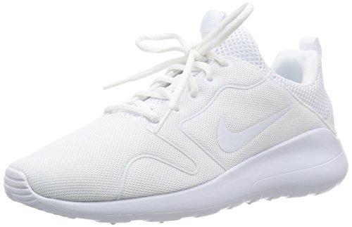 Nike Nike Kaishi 2.0, Sneakers basses homme - Blanco (White / White), 41 EU ( 7 UK )