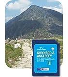 Satmap MapCard: Gwynedd & Anglesey (OS 25k, 10k)