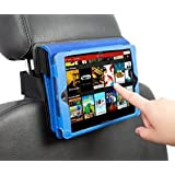 Snugg iPad Mini 1 / 2 / 3 Car Headrest Mount Holder - Combines with Snugg iPad Mini Leather Case
