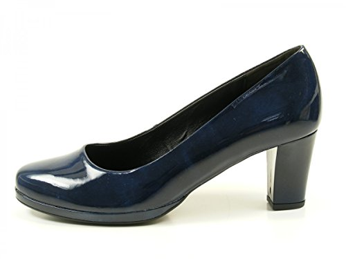 Gabor Shoes 52.190 Damen Geschlossene pumps Blau