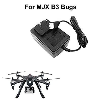 Battery Charger Plug,USB Charger,USB Charger Cable Charging Line,RC Helicopter Drone Accessories,TUDUZ Battery Charger Suit for MJX B3 Bugs RC Quadcopter Drone Drone Spare Parts