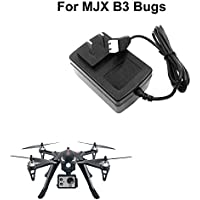 Battery Charger Plug,USB Charger,USB Charger Cable Charging Line,RC Helicopter Drone Accessories,TUDUZ Battery Charger Suit for MJX B3 Bugs RC Quadcopter Drone Drone Spare Parts - Compare prices on radiocontrollers.eu